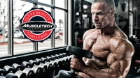 The MuscleTech Clear Results Challenge: Military Press