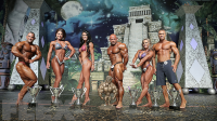 Official Scorecards From the 2014 IFBB Dallas Europa