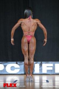 Natalie Abrhiem - Bikini - 2014 IFBB Pittsburgh Pro