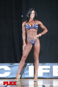 Andrea Cantone - Figure - 2014 IFBB Pittsburgh Pro