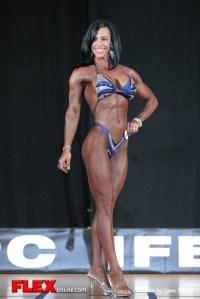 Stacey Alexander - Bikini - 2014 IFBB Pittsburgh Pro