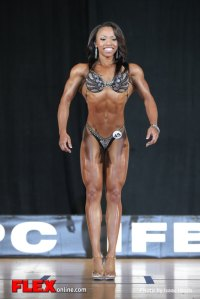 Jessica Canty - Figure - 2014 IFBB Pittsburgh Pro