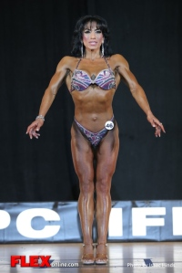 EdithDriver - Figure - 2014 IFBB Pittsburgh Pro