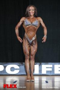 Allison Frahn - Figure - 2014 IFBB Pittsburgh Pro