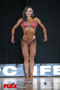 Susana Garcia - Figure - 2014 IFBB Pittsburgh Pro