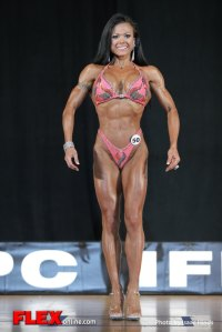 Laurie Green - Figure - 2014 IFBB Pittsburgh Pro