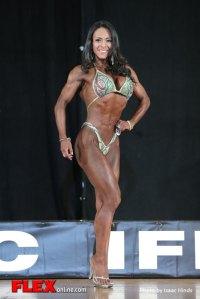 Georgina Lona - Figure - 2014 IFBB Pittsburgh Pro
