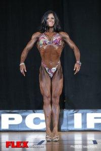 Julie Mayer - Figure - 2014 IFBB Pittsburgh Pro