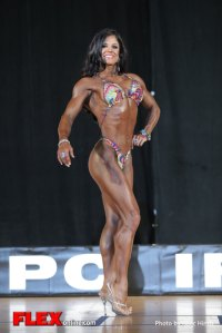 Angeles Burke - Bikini - 2014 IFBB Pittsburgh Pro