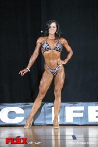 Rinnah Schmid - Figure - 2014 IFBB Pittsburgh Pro