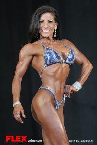 Breanne Hensman - Bikini - 2014 IFBB Pittsburgh Pro