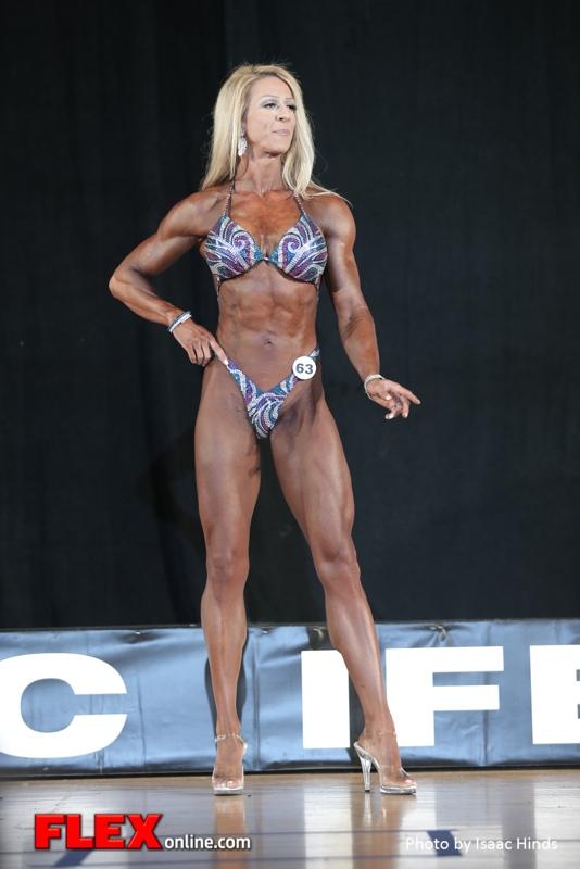 Tamen Stuve - Figure - 2014 IFBB Pittsburgh Pro
