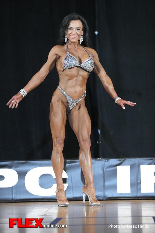 Katerina Tarbox - Figure - 2014 IFBB Pittsburgh Pro