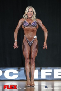 Patty Zariello - Figure - 2014 IFBB Pittsburgh Pro