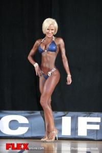 Lisa Scimkat - Bikini - 2014 IFBB Pittsburgh Pro