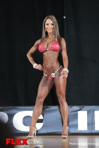 Francine Slobodnik - Bikini - 2014 IFBB Pittsburgh Pro