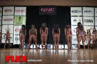 Comparison - Bikini - 2014 IFBB Pittsburgh Pro