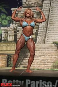 Cassandra Floyd - 2014 Dallas Europa