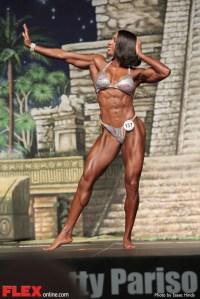 Jessica Gaines - 2014 Dallas Europa