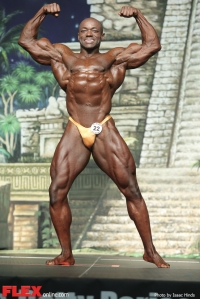 Milton Holloway Jr - 2014 Dallas Europa