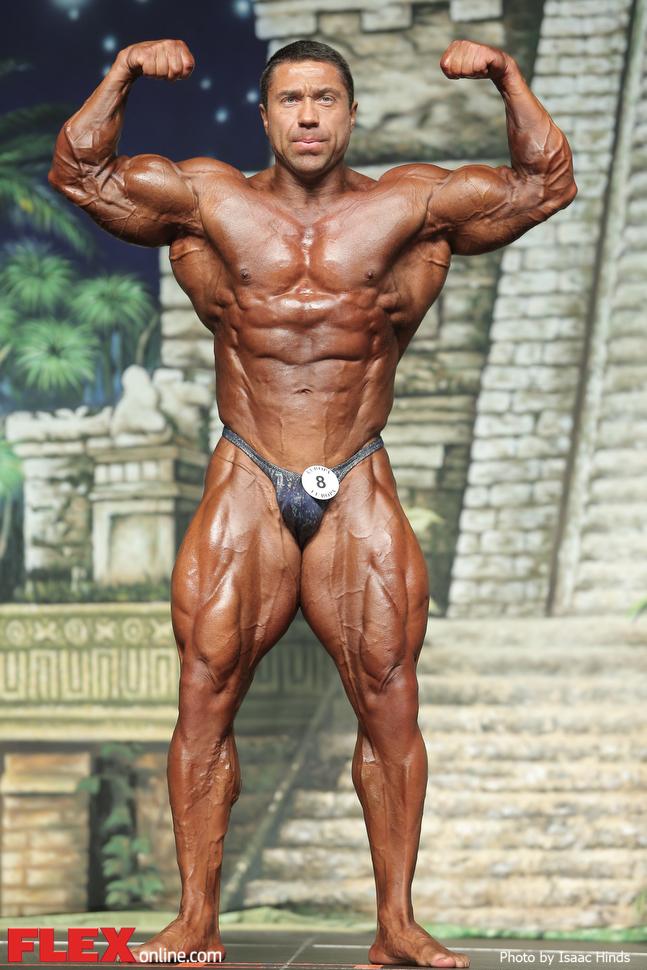 Sergey Shelestov - 2014 Dallas Europa