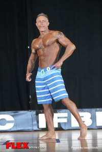 Chad Abner - Mens Physique - 2014 IFBB Pittsburgh Pro