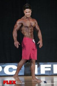 Fawad Ahadi - Mens Physique - 2014 IFBB Pittsburgh Pro