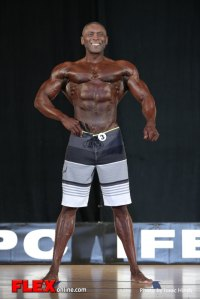 Michael Anderson - Mens Physique - 2014 IFBB Pittsburgh Pro