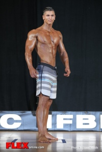 Nate Baumbick - Mens Physique - 2014 IFBB Pittsburgh Pro