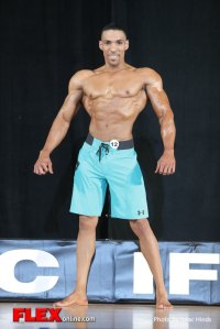 Charles Chester - Mens Physique - 2014 IFBB Pittsburgh Pro