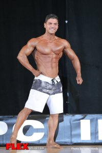 Chris Gurunlian - Mens Physique - 2014 IFBB Pittsburgh Pro