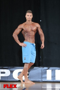 Denis Gusev - Mens Physique - 2014 IFBB Pittsburgh Pro