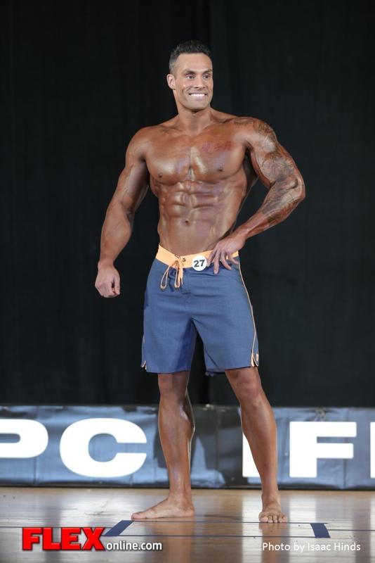 Sean Sapera - Mens Physique - 2014 IFBB Pittsburgh Pro