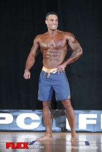 Sean Sapera - Mens Physique - 2014 IFBB Pittsburgh Pro