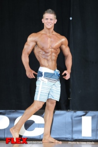 Tyler Stines - Mens Physique - 2014 IFBB Pittsburgh Pro