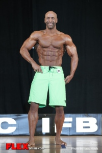 Derrick Wade - Mens Physique - 2014 IFBB Pittsburgh Pro