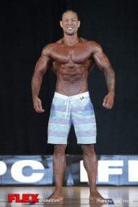 Mark Anthony - Mens Physique - 2014 IFBB Pittsburgh Pro