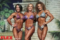 Women's Physique Awards - 2014 Dallas Europa