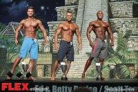 Men's Physique Awards - 2014 Dallas Europa
