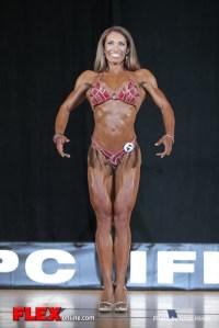 Jennifer Brown - Figure - 2014 IFBB Pittsburgh Pro