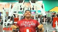 Jay Cutler Trains Back