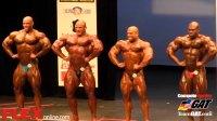 2014 IFBB NY Pro Prejudging: Men's Open Bodybuilding