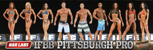 2014 IFBB Pittsburgh Pro