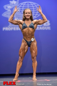 Olga Beliakova  - Women's Physique - 2014 New York Pro Championships