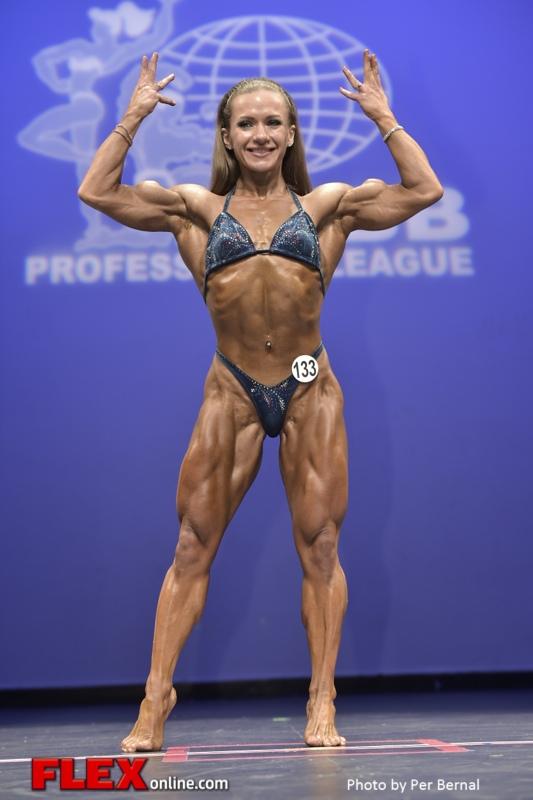 Olga Beliakova  - Women's Physique - 2014 New York Pro Championships