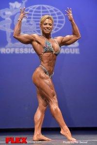 Fabiola Boulanger  - Women's Physique - 2014 New York Pro Championships