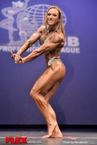 Gloria Faulls  - Women's Physique - 2014 New York Pro Championships