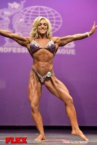 Shawna Pringle - Women's Physique - 2014 New York Pro Championships
