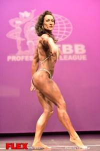 Mascha Tieken - Women's Physique - 2014 New York Pro Championships