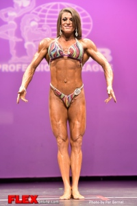 Tracy Weller - Women's Physique - 2014 New York Pro Championships
